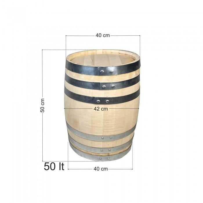 Βαρέλι τυριού - 50Kg