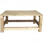Τραπέζι παραλίας / κήπου φαγητού 70x45x36cm